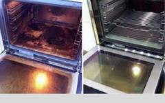 Melhor e mais fácil forma de limpar o forno do fogão