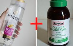 Como usar óleo de rícino no shampoo para o cabelo crescer