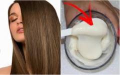Como Deixar O Cabelo Liso Sem Química – Receita Caseira 100% Natural