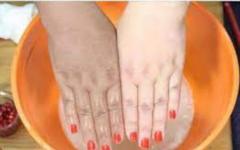 Receita Caseira para rejuvenescer as mãos – Tratamento 100% natural