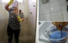 Como eliminar manchas do box do banheiro de um jeito fácil
