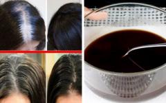 5 receitas caseiras para eliminar os cabelos brancos 100% Natural