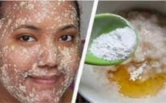 Receita caseira para eliminar manchas, rugas e melasmas no rosto