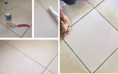 Receita Caseira para limpar piso encardido e deixá-lo brilhando
