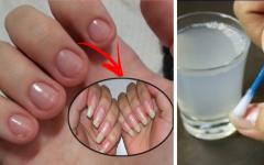 Receitas caseiras: Como fazer as unhas crescerem rápidamente