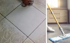 Como limpar piso encardido e deixá-lo brilhando