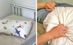 Truque Fácil para tirar o cheiro de suor dos travesseiros sem ter que lavar