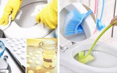 Truques simples para desinfetar o banheiro