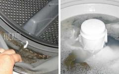 Como tirar o cheiro de mofo da máquina de lavar