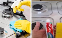 Como Limpar Fogão – Passo A Passo Completo